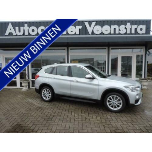 BMW X1 sDrive18d Corporate Lease Essential 50 procent deal 9