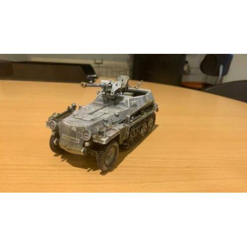 King & Country Sd.Kfz 250/11 Panzerbuchse 1:30